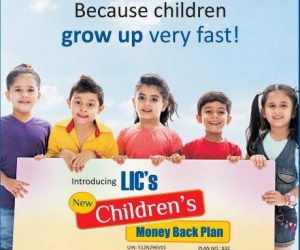 Children Money Back Plan (T-832)