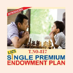 Single Premium Endowment Plan (T-817)